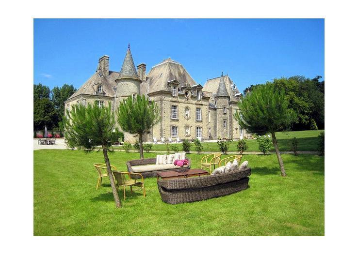 france/normandy/chateau-de-sevigne - Image 1 - Tamerville - rentals