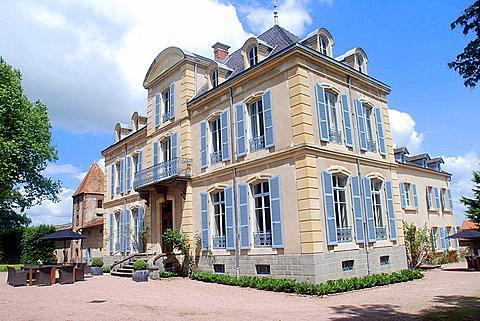 136-chateau-les-bardants - Image 1 - Saint Bonnet des Quarts - rentals