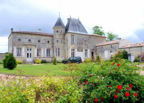 196-chateau-st-surin - Image 1 - Bougneau - rentals
