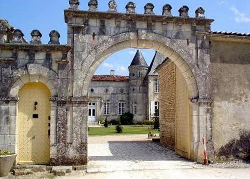 206-chateau-st-surin-estate - Image 1 - Poitou-Charentes - rentals
