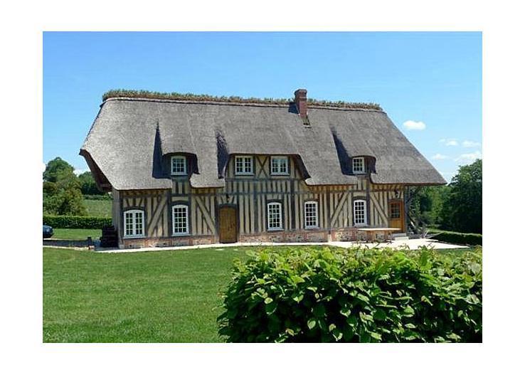 france/normandy/domaine-du-pont-farmhouse - Image 1 - Saint-Pierre-du-Val - rentals