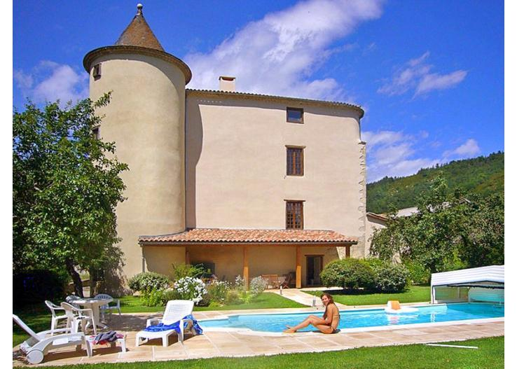 france/midi-pyrenees/chateau-de-bellecare - Image 1 - Belcaire - rentals