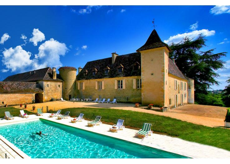 france/dordogne/chateau-de-cardou - Image 1 - Lalinde - rentals