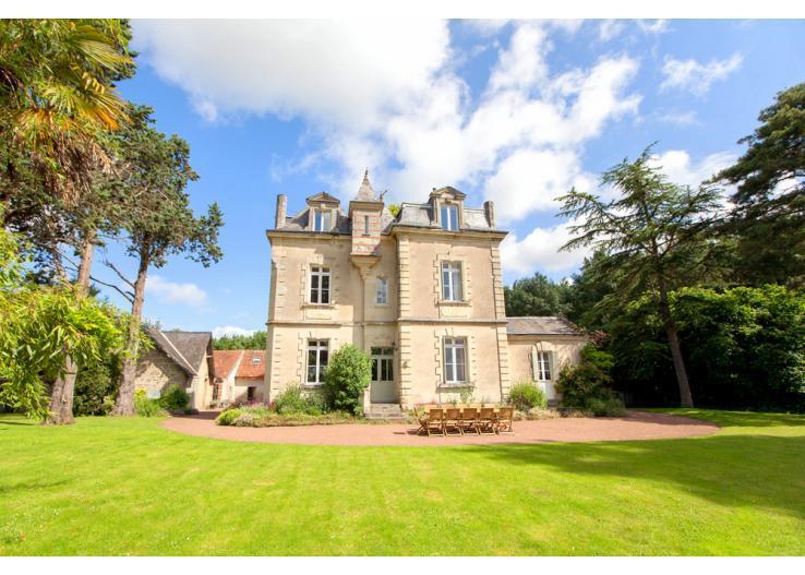 france/loire-valley/chateau-de-vigner - Image 1 - Doue-la-Fontaine - rentals