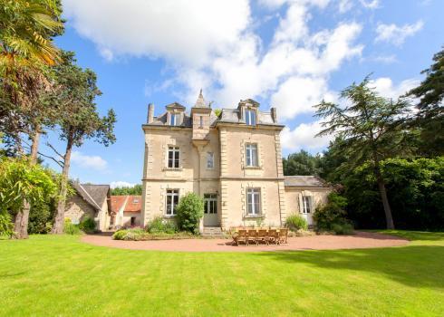 114-chateau-de-vigner-estate - Image 1 - Doue-la-Fontaine - rentals
