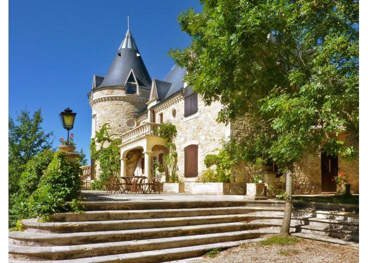 france/midi-pyrenees/chateau-joncaises - Image 1 - Caillac - rentals