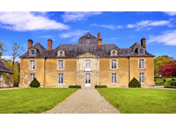 france/brittany/chateau-le-bois - Image 1 - Poligne - rentals
