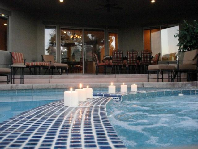 Romantic Heated Spa for 3-5 Adults. Your own private oasis - Pool & Spa, Private, Heated, Sedona Siesta views - Sedona - rentals