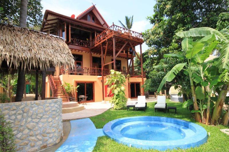 Serenity Lodge, Phangan Villa - Serenity Lodge,Luxury Villa Koh Phangan,Thailand - Koh Phangan - rentals