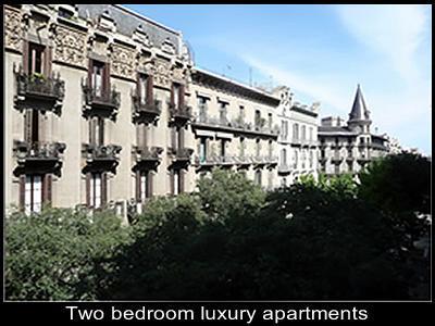 Luxury Apartment Barcelona - Flat 1B - Image 1 - Barcelona - rentals