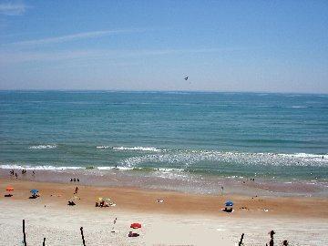 beach view - Daytona Beach Vacation Condo - Daytona Beach - rentals