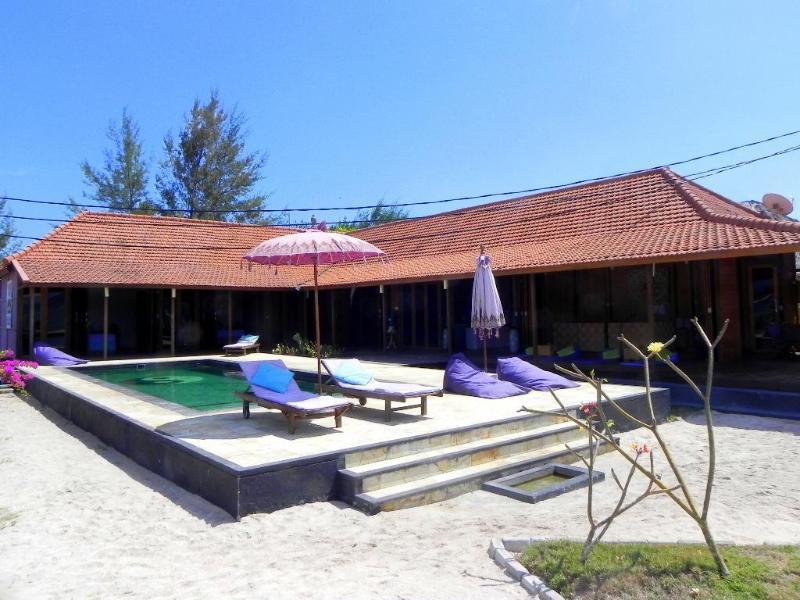 The Villa - Beachfront Villa Kokita Gili Trawangan - Gili Trawangan - rentals