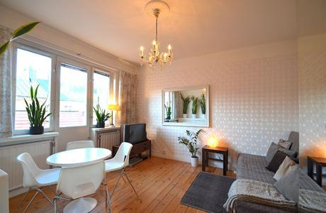 SoFo,Bright topfloor with balcony! - Image 1 - Stockholm - rentals