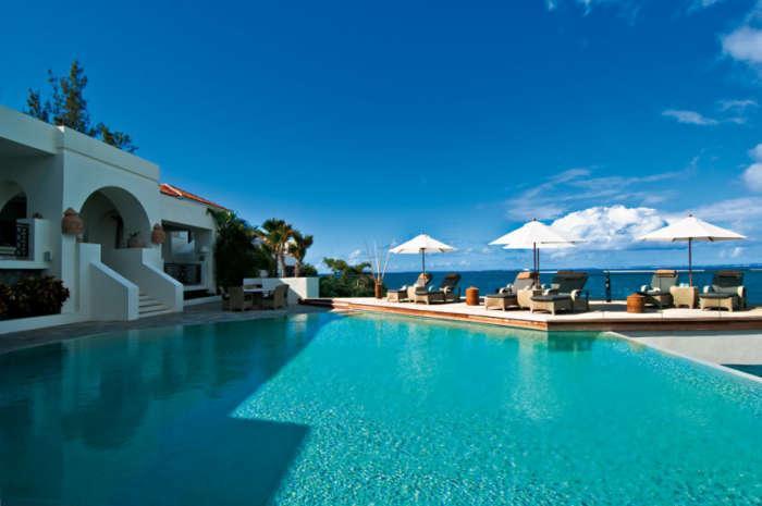 Luxury 7 bedroom Terres Basses (French side) villa. On beautiful Baie Rouge Beach! - Image 1 - Baie Rouge - rentals