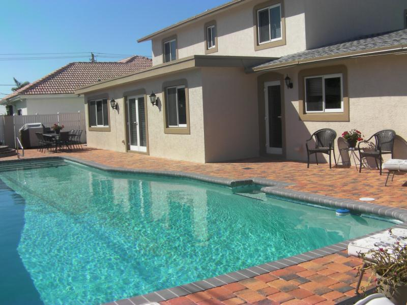 Fabulous 45 FT Heated Pool - AVAIL XMAS-5 STAR-5 BD-45FT HTD POOL BEACH 5 MIN - Pompano Beach - rentals