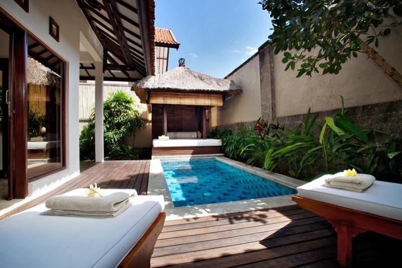 Villa Martini -Fully enclosed w. 3BR, 2 Living Rms - Image 1 - Seminyak - rentals