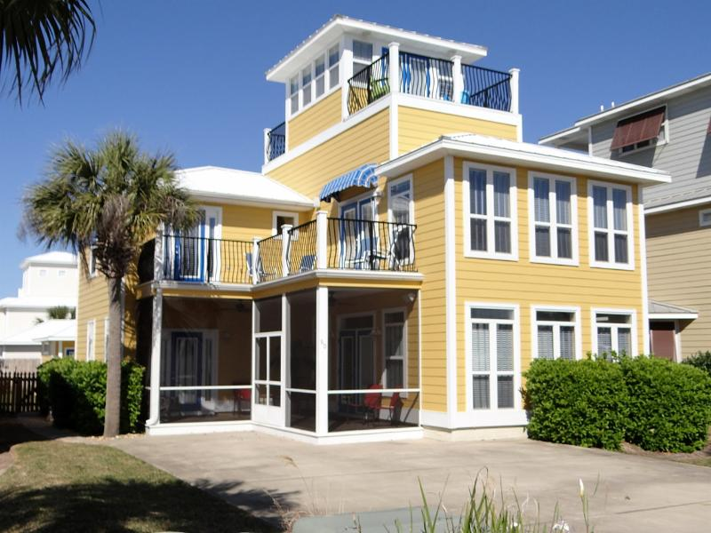 Luxury Beach Home w/Private Pool - Very Close to the Beach! Lots of Amenities! - Beautiful Home w/Guest Cott.,Priv Pool By Beach!!! - Destin - rentals