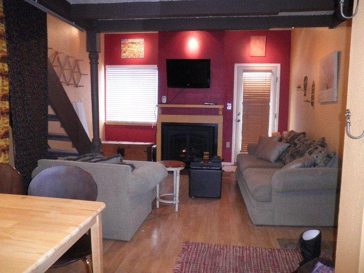 Living Room - Powder Daze at The Retreat - Breckenridge - rentals