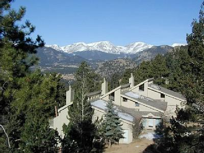 Gorgeous Panoramic Views of the Continental Divide - A High Country Getaway - Estes Park - rentals