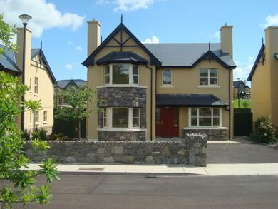 External view of the Ardmullen residence - Ardmullen - 4 Bed Spacious Residence - Sleeps 8 - Kenmare - rentals