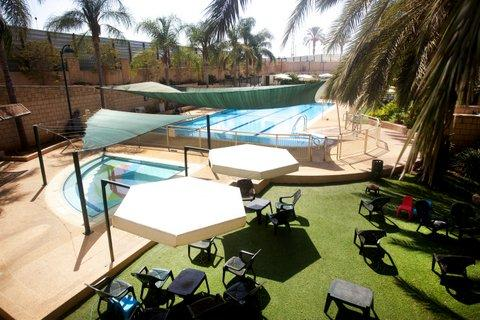 The pool - Raanana Luxury - Amazing 3BR Duplex + Pool (REF10) - Ra'anana - rentals
