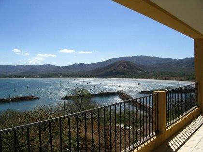 View from the Balcony - Luxury Oceanview Condo - Steps from the Beach - Playa Flamingo - rentals