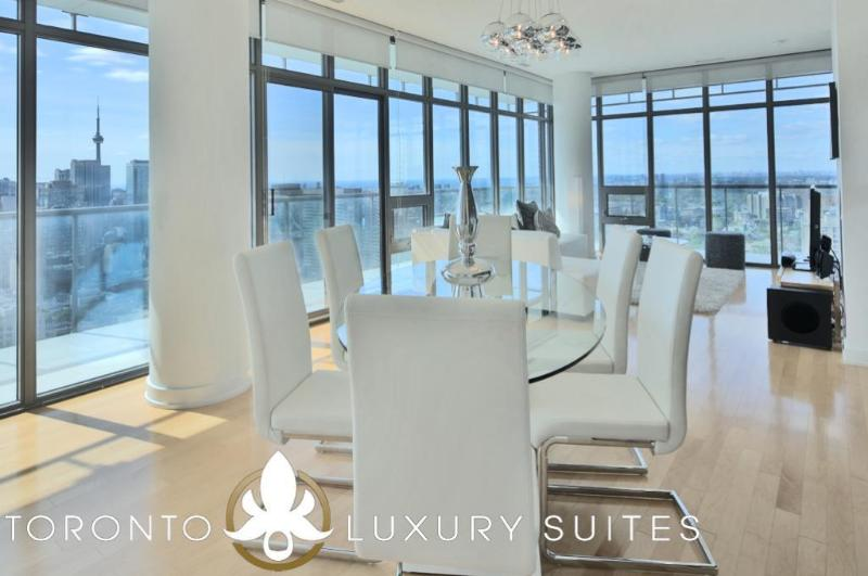 CasaBlanca - Luxury Condo Fully Furnished Stunning - Image 1 - Toronto - rentals