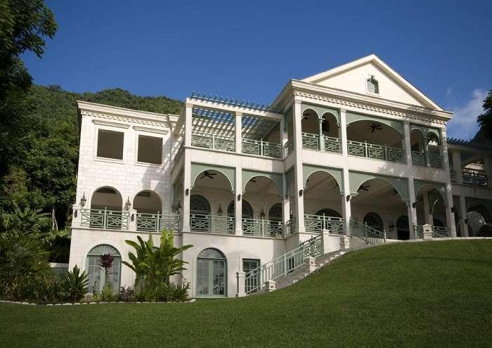 Luxury 11 bedroom Soufriere villa. Below the world famous Pitons! - Image 1 - Soufriere - rentals