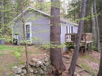PROVENCE | TWO-BEDROOM COTTAGE | WOODED SETTING | PET FRIENDLY| ASSOCIATION DOCK & FLOAT - Image 1 - Boothbay - rentals