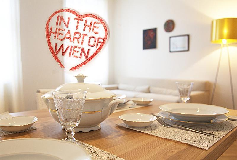 Design-Apartment in the Heart of Wien - Roten Löwen Design - Apartment - Vienna - rentals