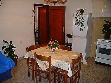 A(4+1): dining room - 00519UGLJA A(4+1) - Ugljan - Ugljan - rentals