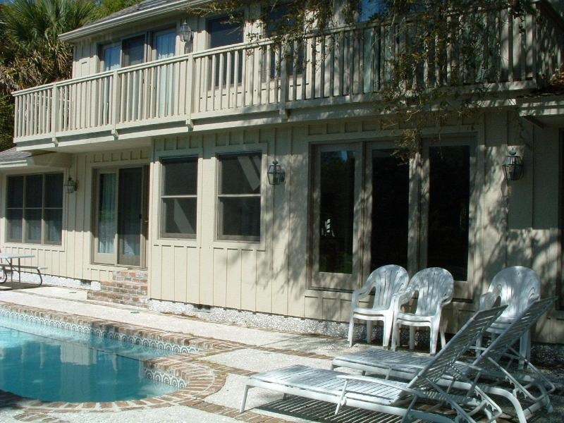 Back - Sea Pines Beach Oriented on the Ocean Golf Course - Hilton Head - rentals