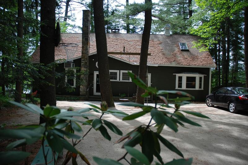 Stunning Forest Lake Home - Stunning 4 Season Lakefront Home with Hot Tub - Winchester - rentals