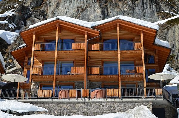 Winter - Chalet Pollux-close to Matterhorn Express station - Zermatt - rentals