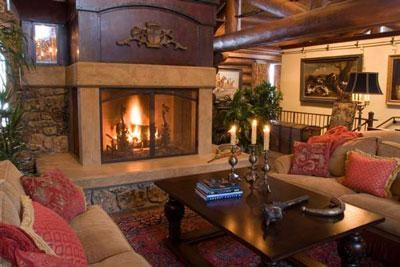 Enchanting Castle-Like Mountain Lodge on 13 Acres: Buttercup Estate - Image 1 - Ketchum - rentals