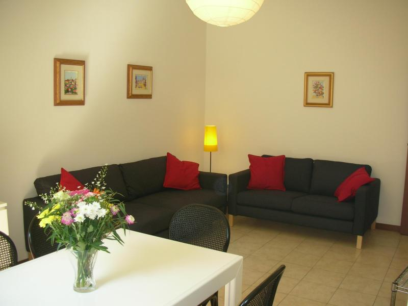 Living-room - Andrea Rome Apartment - Rome - rentals