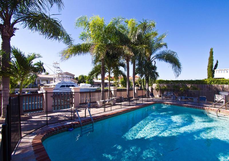 5 Beds 3 baths Villa on Canal upscale community!A - Image 1 - Miami Beach - rentals