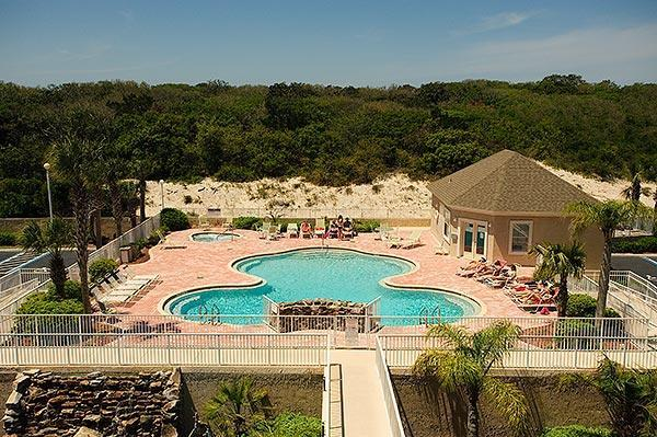 Pool - Beach or Park Views from Every Room - Fernandina Beach - rentals
