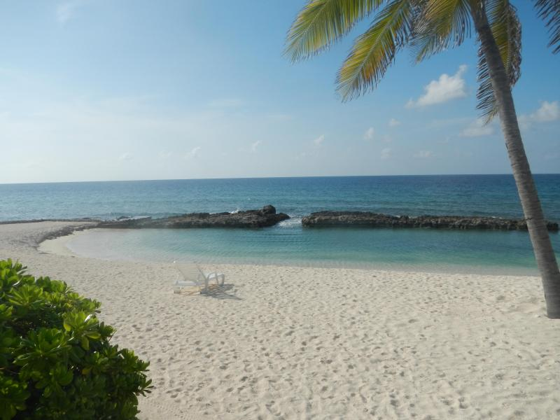 Private beach cove - Cayman Paradise- Now booking for Summer 2015 - Old Man Bay - rentals