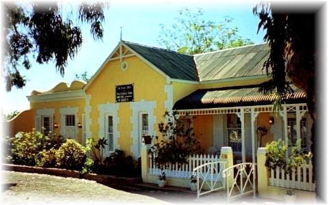 Main House - Saxe-Coburg Lodge - Prince Albert - rentals