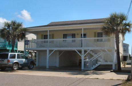 North Myrtle Beach Rental Home Floundering Around - 5BR Channel Home w/Golf Cart /Close to Pier/ WiFi - North Myrtle Beach - rentals