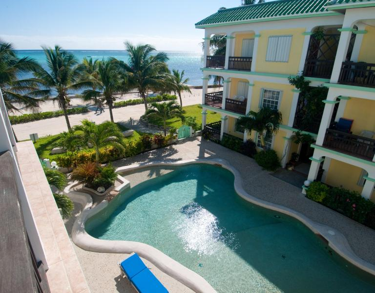 Enjoy the Pool and the View - Striking Caribbean Views-Oasis del Caribe #12 - San Pedro - rentals