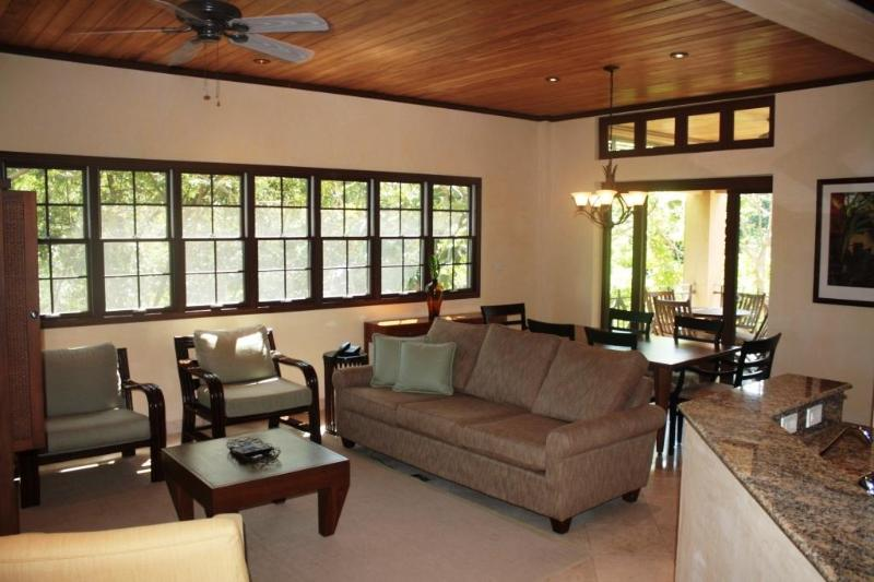 Great Room - Tropical Luxury Condo at Langosta Beach Club - Tamarindo - rentals