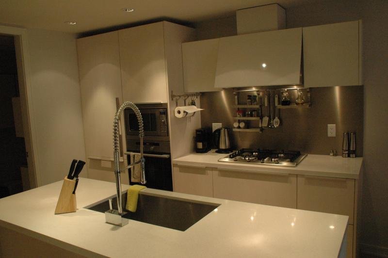 Chef's fully equipped kitchen - Mim's Place - Vancouver - rentals