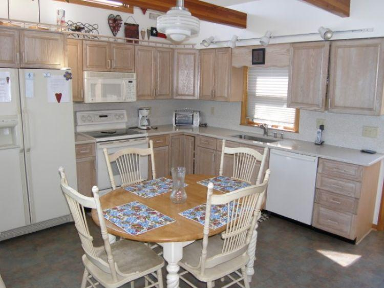 Kitchen - 14 Captain Crocker - East Sandwich - rentals