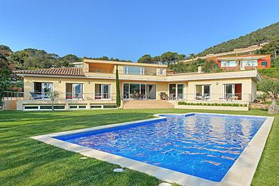 LUXURY Villa Sea Views BEGUR 5 ensuite bedrooms - Image 1 - Begur - rentals