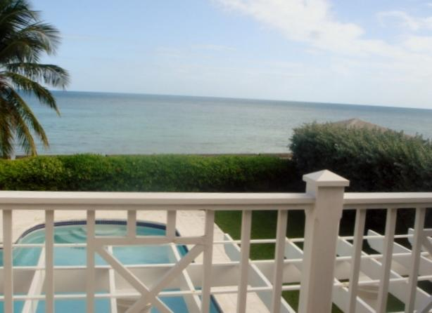 view from balcony - Townhouse at Ocean - Nassau - rentals