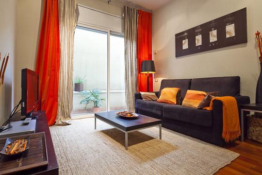 Bcn Classic 2 *** Cocoon Great Comfort (BARCELONA) - Image 1 - Barcelona - rentals