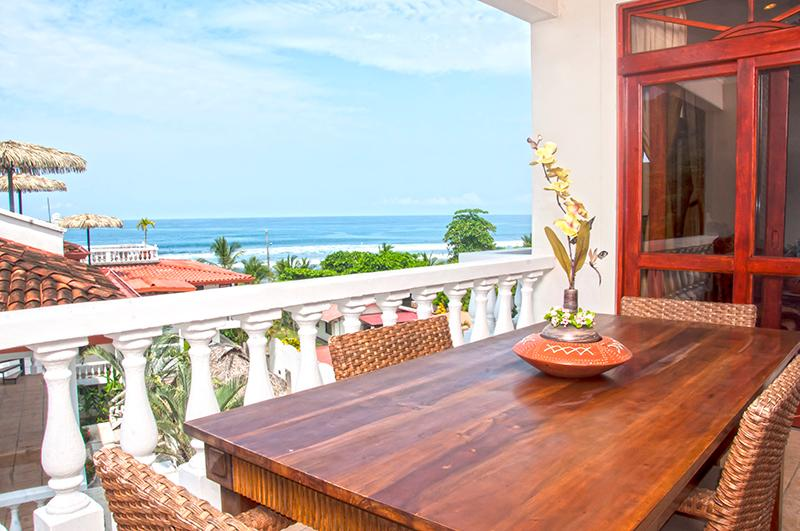 Paloma Blanca 4E 4th Floor Ocean View - Paloma Blanca 4E 4th Floor Ocean View - Jaco - rentals
