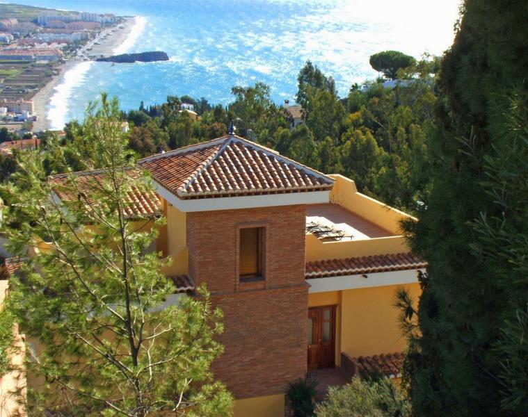 Holiday villa with great sea views - Fabulous holiday villa with amazing views - Salobrena - rentals